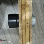 le caisson contenant le filtre multiplies